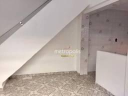 Sobrado com 1 dormitório para alugar, 45 m² por R$ 1.100,00/mês - Santo Antônio - São Caet