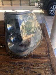 Lanterna traseira tr4 lado direito