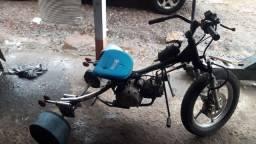 Trike drift motor de biz 100 cc