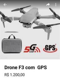 Drone com GPS