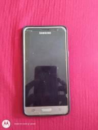 Galaxy J3 novo , troco em outro celular
