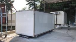 Baú frigorífico - 2015