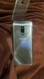 Galaxy s9 Plus 128 gb 6 gb ram troco por outro celular