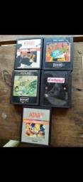 Atari jogos!!, usado comprar usado  Sorocaba
