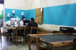 Coworking no Rosarinho R$ 8,00 a hora!