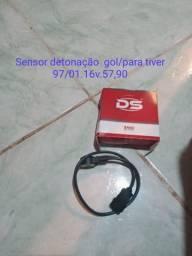 Sensor detonação  gol/para tiver 97/01.16v.57,90