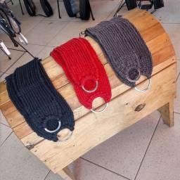 Conjunto de Barrigueira e Cilha em lã - Envio Imediato direto da Fábrica
