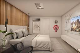 Apto de alto padrão com 4 suítes 215 m²