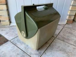Caixa térmica lunchbox antigo tipo cooler Termolar 12L