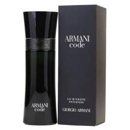 Perfume Armani Code 200ml importado selo adipec original lacrado