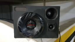 Caixa de som + modulo