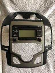 Rádio e moldura i30 ar digital