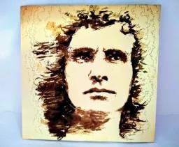 Roberto Carlos Compact Disc Vinil 1971 CBS 56416 RARO!