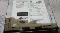 """Sony xav-w70bt DVD Automotivo 7"""" Double Din com entrada USB traseira e Bluetooth"""