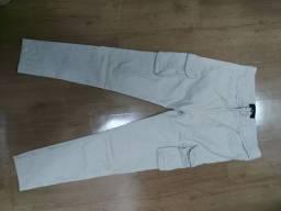 Calça masculina cargo Polo