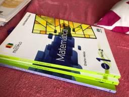 kit completo VOLUME 1 matemática - Projeto Múltiplo