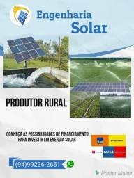 BARATO ENERGIA SOLAR RURAL