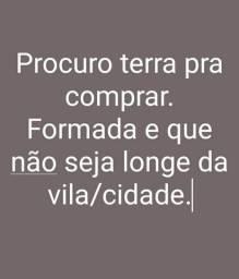 PROCURO TERRA PRA COMPRAR