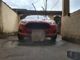 Fiesta Titanium