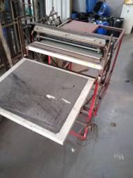 Máquina para fabricar sacolas
