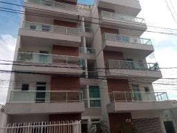 Título do anúncio: Apartamento com 2 quartos ampla área externa e duas vagas no Santa Catarina