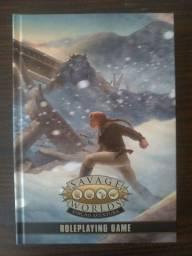 Título do anúncio: Savage Worlds Edição Aventura (3 livros)