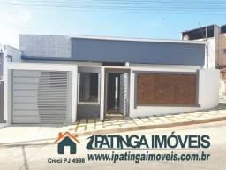 Casa à venda com 3 dormitórios em Bom pastor, Santana do paraíso cod:1088