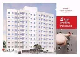 Apartamento com 2 dormitórios à venda, 45 m² por R$ 170.000,00 - Coqueiro - Belém/PA