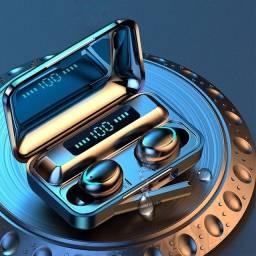 Título do anúncio: Fones de Ouvido Bluetooth com Power Bank
