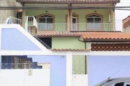 Título do anúncio: Casa em Santa Cruz, 2 quartos, garagem, varanda, área de serviço. Ótima localização!