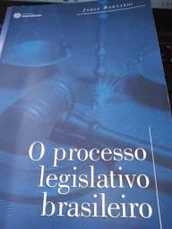 Livro O processo legislativo brasileiro