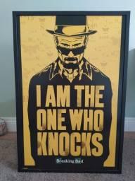 Título do anúncio: Quadro Grande Breaking Bad (Walter White)