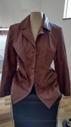 Título do anúncio: Jaqueta em couro