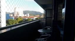 Título do anúncio: Apartamento com 3 dormitórios à venda, 132 m² por R$ 680.000,00 - Ponta da Praia - Santos/