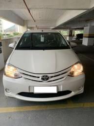 Título do anúncio: Toyota Etios X 1.3 2014 Flex 5p em ótimo estado de conservação