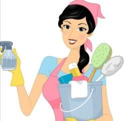 Título do anúncio: Vaga de Empregada Doméstica