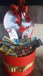cesta de cafe da manha, tarde, chocolates, cestas de Pascoa...