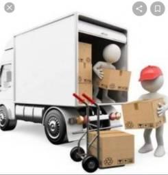 Título do anúncio: Disponível para carga descargar.de caminhão
