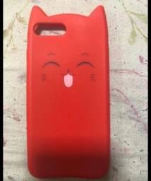 Título do anúncio: Capinha iPhone 8plus