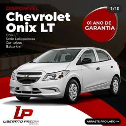 Título do anúncio: Onix LT lollapaloza