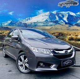 Título do anúncio: Honda City Exl 1.5 Flex Automático