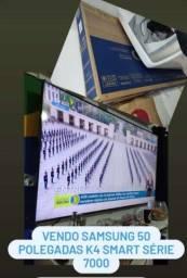 Título do anúncio: TV Samsung 50 polegadas smart K4 série 7000