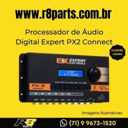 Processador de Áudio Digital Expert PX2 Connect