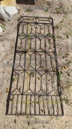 Título do anúncio: Portão e grades de ferro
