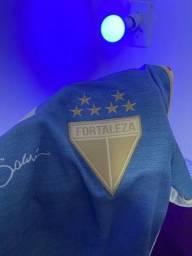 Título do anúncio: Camisa Fortaleza oficial P
