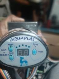 Painel De Comando Aquecedor Universal Aquaplás<br><br>