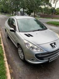 Peugeot 207 sedã 1.6- 2009 - Completo