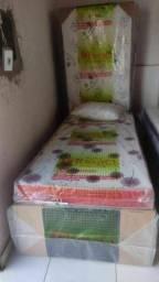 Camas box novas r com garantia fazemos a entrega.