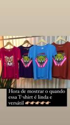 T-shirt estampadas