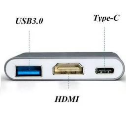 Adaptador tipo c p hdmi